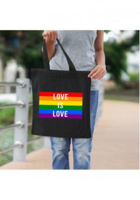 TORBA LGBT ST04 CZARNY